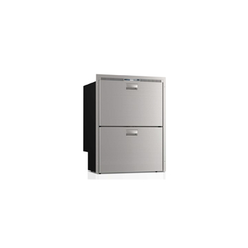 DW180IXD1-EFI double freezer with icemaker/refrigerator compartment