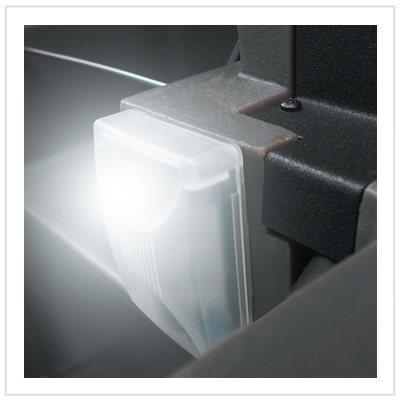 LED light (standard)
