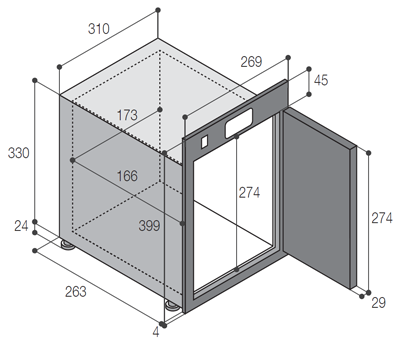 FG10 WARM calentador para ambulancias