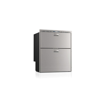 DW210DTX IM double freezer with icemaker/refrigerator compartment