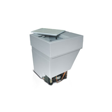 TL180RF top loading refrigerator (internal cooling unit)
