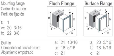 C62IBD4-F (internal cooling unit)