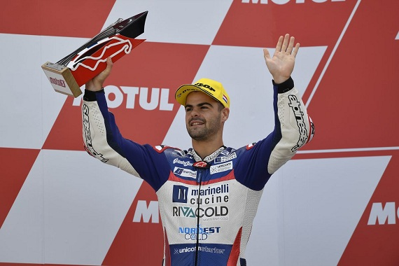 Assen Grand Prix: Fenati second in the race