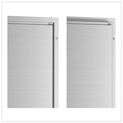 Double Door Position