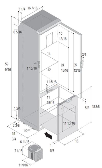 SLIM150RBD4-EQ (external cooling unit)