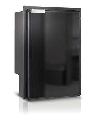 c85 nero door outside(7) Vitrifrigo Frigorifero Congelatore DP2600 12V 24V Freezer 230lt unità refrigerante interna Ryanenergia